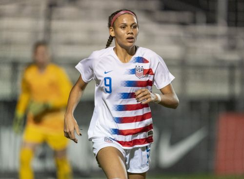 Trinity Rodman Made History as the Youngest Goal-Scorer in NWSL History at Age 18