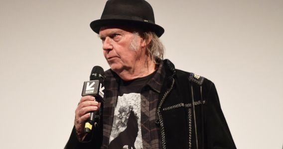 Neil Young 'NOT OK' With Trump Camp Playing His Songs at Rushmore Event, Stands 'In Solidarity With the Lakota Sioux'