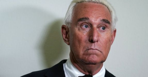 Roger Stone Shares Image of Judge Presiding Over Case with Crosshairs: 'Help Me Fight for My Life'