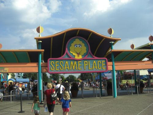 The World's First Autism-Certified Theme Park Means That EVERYONE Can Get to Sesame Street