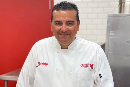 'Cake Boss' star Buddy Valastro talks rough recovery after hand accident