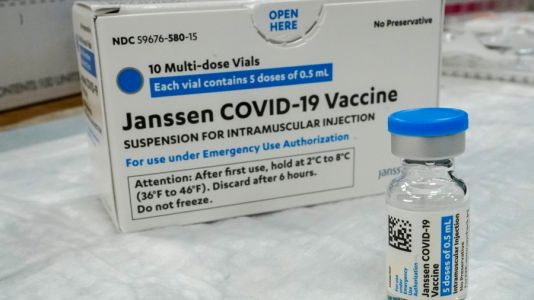 Impact of J&J vaccine pause recommendation in West Michigan
