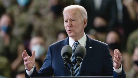 JUST IN: White House Says Biden Will Give Press Conference After Putin Meeting - Without Putin