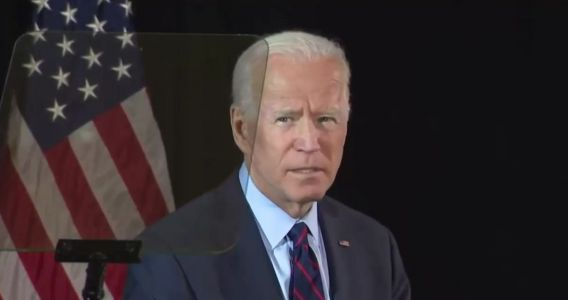 Joe Biden Gets Unnerved by His Own Phone in NYT Interview: 'What the Hell is That?'