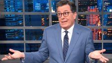 Stephen Colbert Agrees With Trump On One Thing - And It Has To Do With Obama