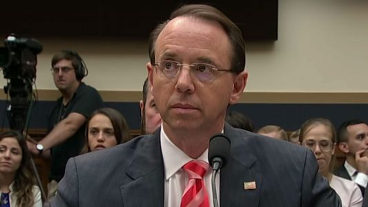 Rosenstein Reportedly Expected to Leave DOJ in Mid-March; Replacement Announcement Could Come 'This Week'