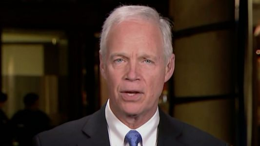 Sen. Ron Johnson Gets Roasted on Twitter After Posting Video Calling Trump 'Most Transparent President in History'