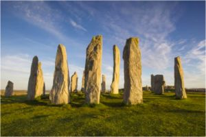 Science: Standing stones signified lightning