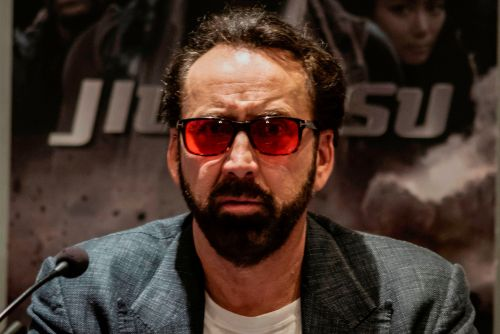 Nicolas Cage's martial arts moves in newest are the real deal