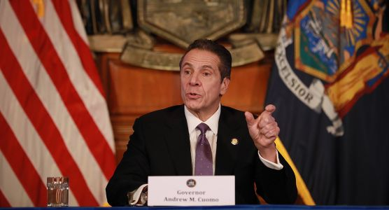 BREAKING: Cuomo Announces Curfew in New York City