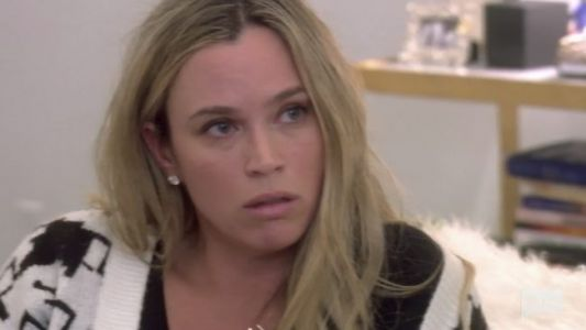Report: Teddi Mellencamp Fired From Real Housewives Of Beverly Hills!