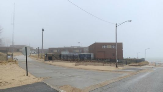 Muskegon threatened by rising waters