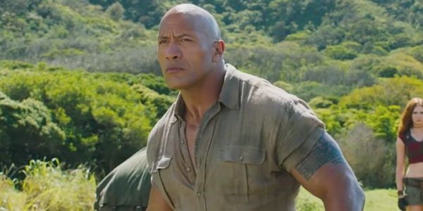 Dwayne Johnson Sends Sweet Message To Fans After Jumanji Hits New Box Office Milestone