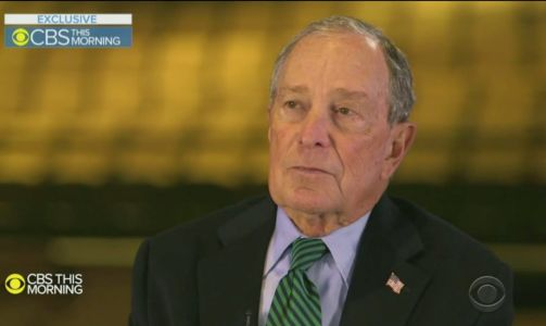 Michael Bloomberg Reportedly Prepared to Spend $2 Billion to Defeat Trump