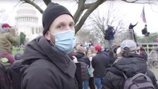 Jordan Klepper Shares Never-Before-Seen Video From 'Awful' Day Of Insurrection