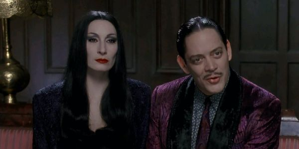 Tim Burton Is Making An Addams Family TV Show With A Twist