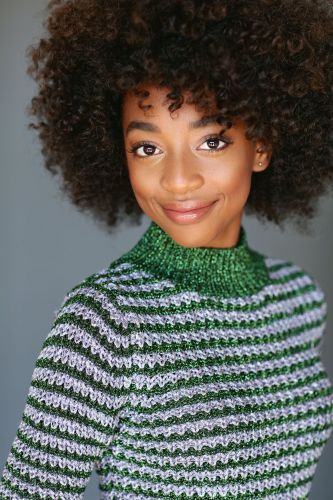 """This Is Us Star Eris Baker Hopes to Inspire Young Girls to """"Let Their Light Shine"""""""