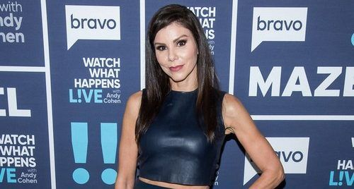 Heather Dubrow Questions Jen Shah For Going On Reality TV IF She Was Running A Scam