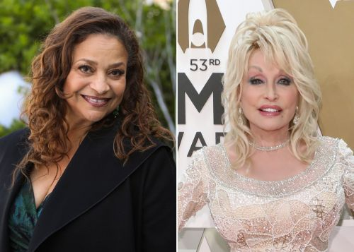 "Christmas on the Square Director Debbie Allen Talks Working With ""Bundle of Joy"" Dolly Parton"