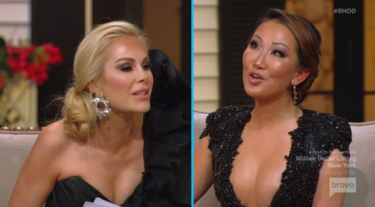 """Tiffany Moon Denies Quitting Reality TV Despite Describing Herself As """"Previous Cast Member Of Real Housewives Of Dallas""""; Says Online Attacks By Kameron Westcott's Family """"Will Not Be Tolerated"""""""