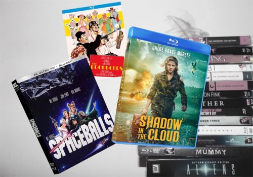 April 13 Blu-ray, Digital and DVD Releases