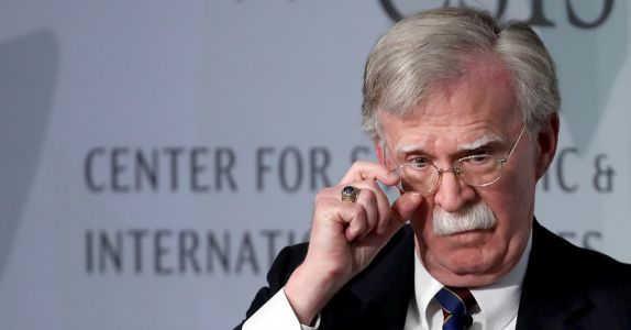 John Bolton Slammed After Bemoaning 'Censorship' of Upcoming Tell-All: 'Money Before Country'