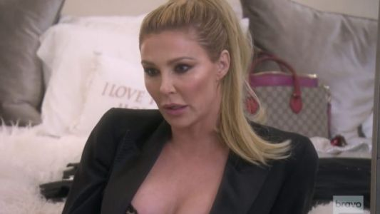 Brandi Glanville's Son Asks Andy Cohen To Give Her A Job On Real Housewives Of Beverly Hills