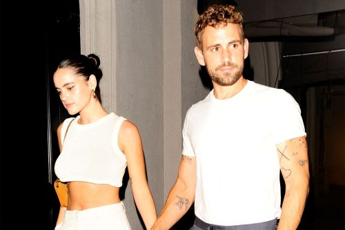 The 'Bachelor' star Nick Viall and girlfriend get inked on tattoo date