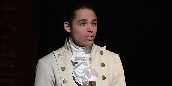 Anthony Ramos Reflects On Hamilton's 'Superhero' Cast And Why He Still Can't Believe He's In The Disney+ Musical