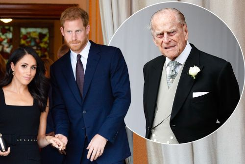 Prince Harry flying back to US after Philip's funeral to be with Meghan
