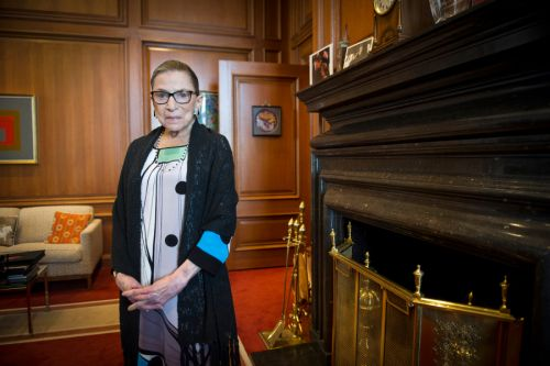 Justice Ginsburg to lie in repose at the Supreme Court & U.S. Capitol