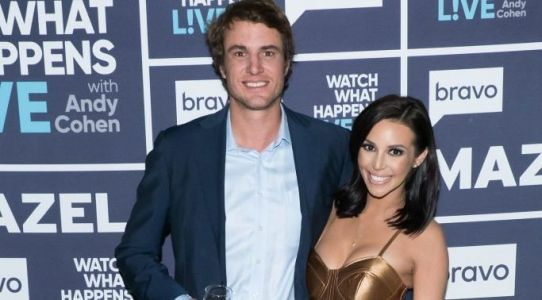 """Scheana Marie Says She Never """"Rounded All The Bases"""" With Shep Rose Since He's Usually Too Drunk"""