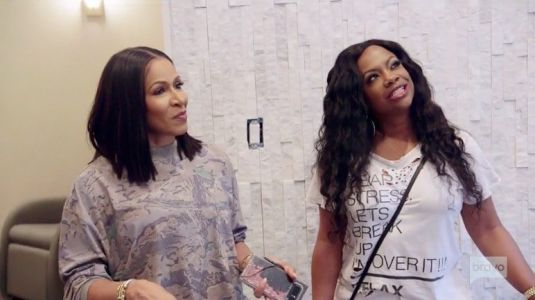 Kandi Burruss Is Down For Sheree Whitfield To Return To Real Housewives Next Season