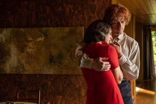 "'Outlander' Review: Episode 512, ""Never My Love"""