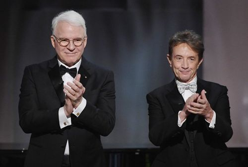 Steve Martin & Martin Short True Crime Spoof Ordered at Hulu