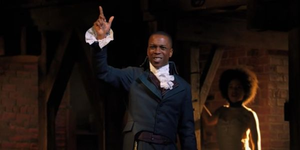 Leslie Odom Jr. Reflects On Hamilton Hitting Disney+ After He Couldn't Afford Broadway As A Kid
