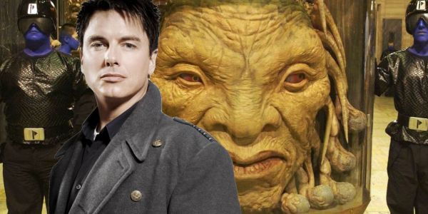 Doctor Who: How Jack Harkness Becomes The Face Of Boe