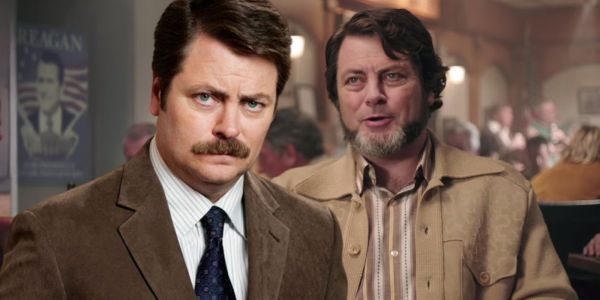 What Nick Offerman Has Done Since Parks & Rec | Screen Rant