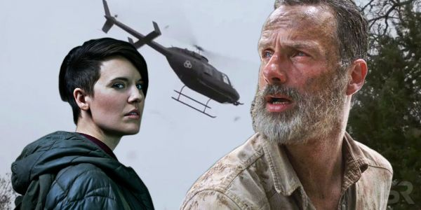 Fear The Walking Dead Confirms Rick Grimes Helicopter Connection