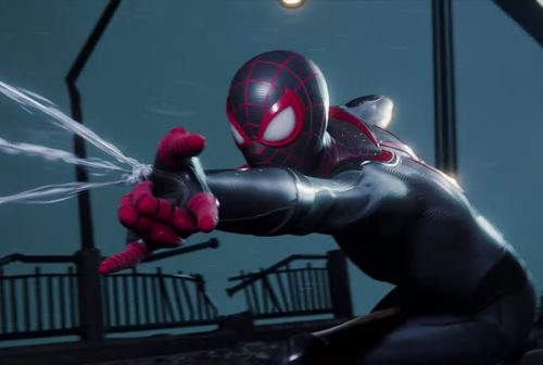 Marvel's Spider-Man: Miles Morales Gameplay Footage Revealed!