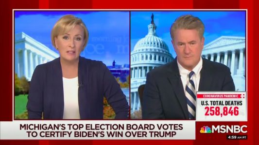 Morning Joe Dominates in Tuesday AM Ratings; Rachel Maddow Tops All of Cable News in Demo, Overall Viewers