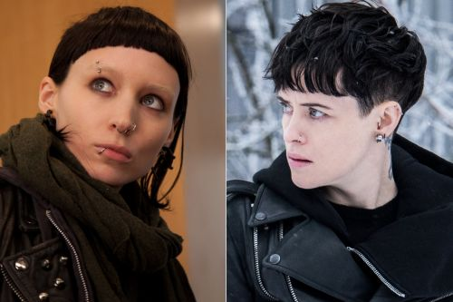 Here's the Story Behind The Girl With the Dragon Tattoo Recast