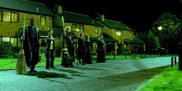 Harry Potter: 5 Ways Lupin & Tonks Had A Good Relationship
