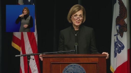 Iowa Auditor's Office Looking Into COVD-19 'Strike Team' Testing After E-Mails Reveal Link Between Political Donors and Gov. Reynolds
