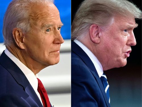 Watch Live: Biden, Pres. Trump campaigns continue into the final weekend of the presidential race
