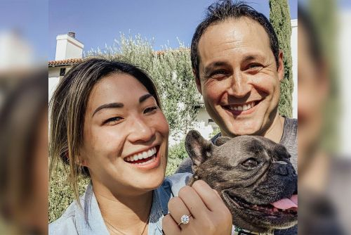 'Glee' alum Jenna Ushkowitz engaged to David Stanley
