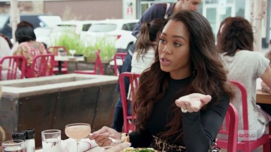 Real Housewives Of Potomac Star Monique Samuels Says She Won't Reconcile With Candiace Dillard Since Candiace Tried To Put Her In Jail