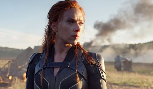Scarlett Johansson's 'Black Widow' suit fires up fans, but Hollywood stays silent