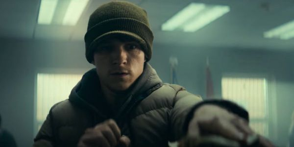 Tom Holland Goes From Marvel Hero To Bank Robber In First Cherry Trailer