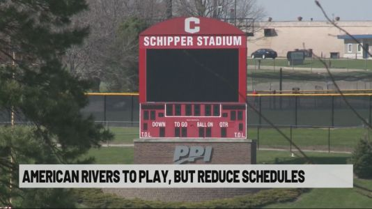 American Rivers Conference To Play, But Reduce Schedules